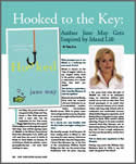 Key Biscayne Magazine Interviews Jane May about Hooked